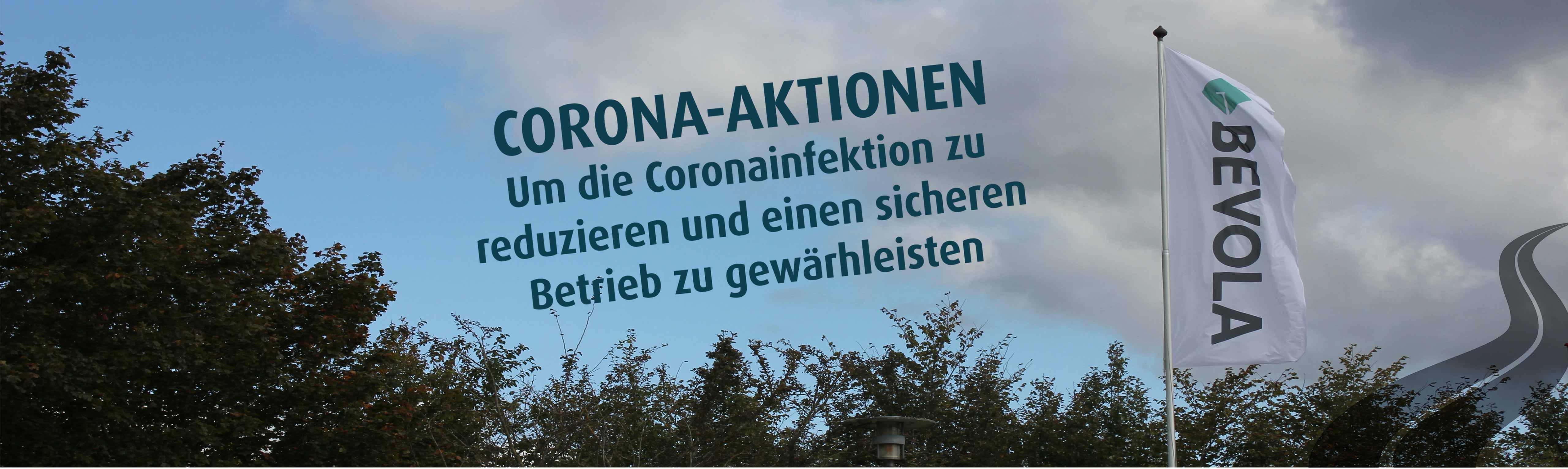 Corona-Aktionen